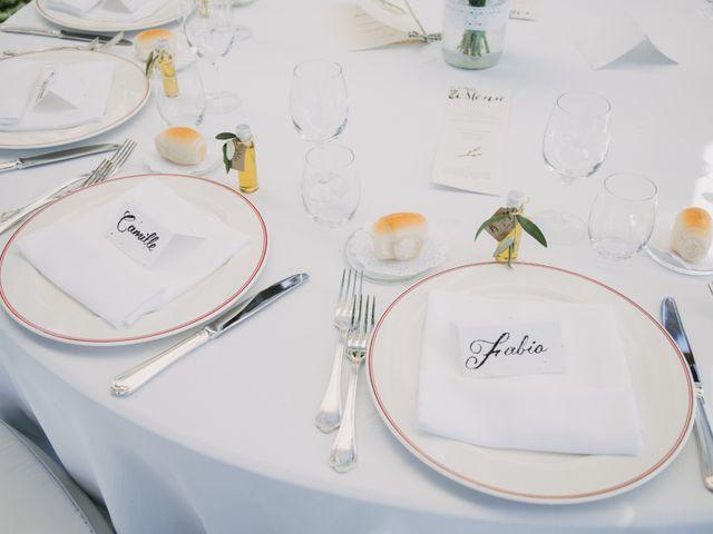 Il matrimonio di Fabio e Camille a Vico Equense, Napoli 26