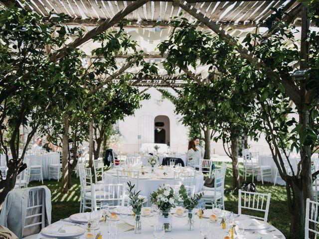Il matrimonio di Fabio e Camille a Vico Equense, Napoli 27