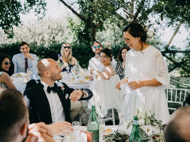 Il matrimonio di Fabio e Camille a Vico Equense, Napoli 29