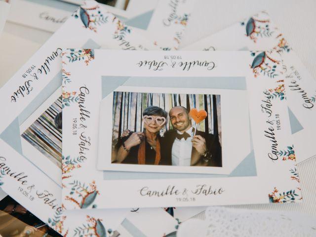 Il matrimonio di Fabio e Camille a Vico Equense, Napoli 30