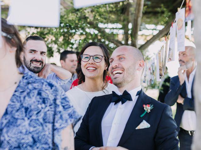 Il matrimonio di Fabio e Camille a Vico Equense, Napoli 33