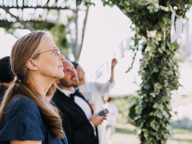 Il matrimonio di Fabio e Camille a Vico Equense, Napoli 34