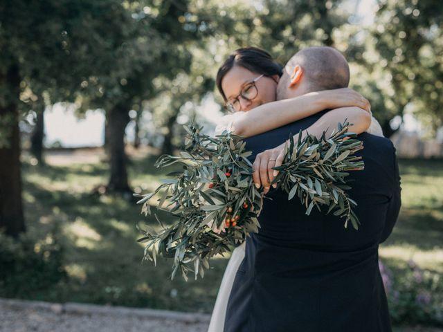 Il matrimonio di Fabio e Camille a Vico Equense, Napoli 38