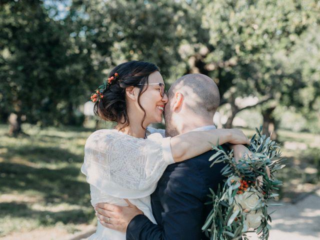 Il matrimonio di Fabio e Camille a Vico Equense, Napoli 39