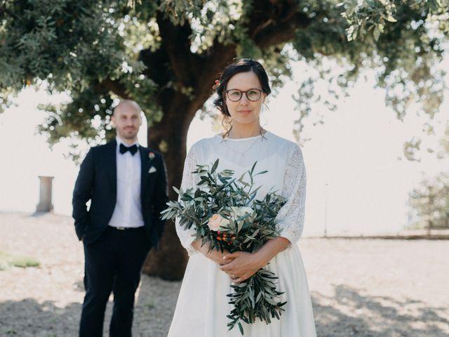 Il matrimonio di Fabio e Camille a Vico Equense, Napoli 40