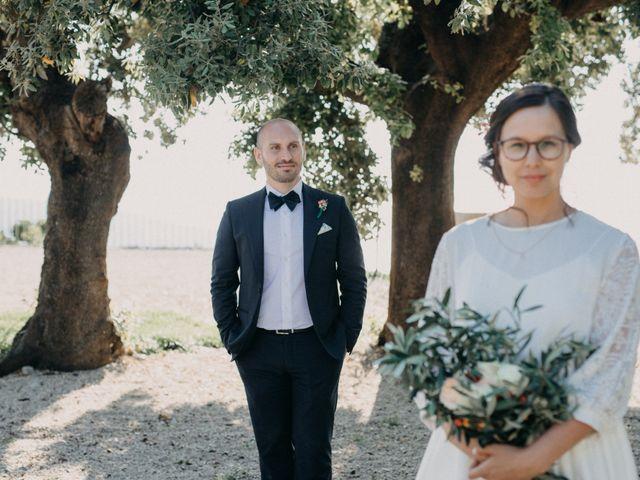Il matrimonio di Fabio e Camille a Vico Equense, Napoli 41