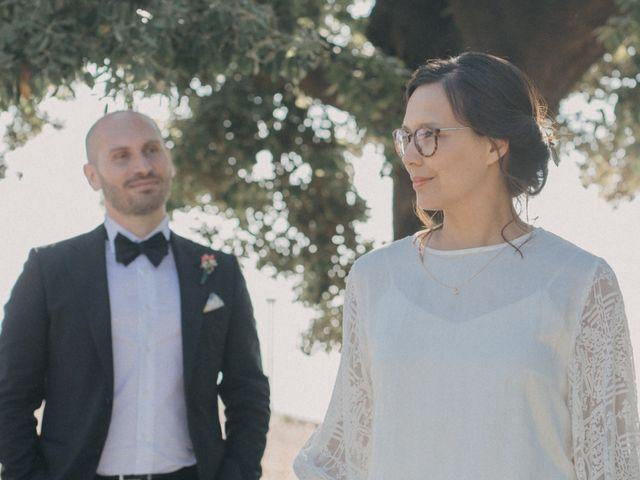 Il matrimonio di Fabio e Camille a Vico Equense, Napoli 42