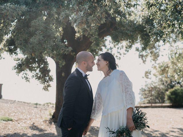 Il matrimonio di Fabio e Camille a Vico Equense, Napoli 43