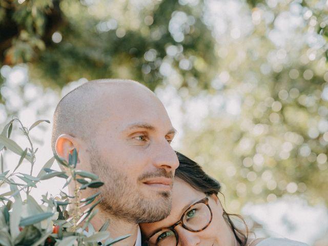 Il matrimonio di Fabio e Camille a Vico Equense, Napoli 44