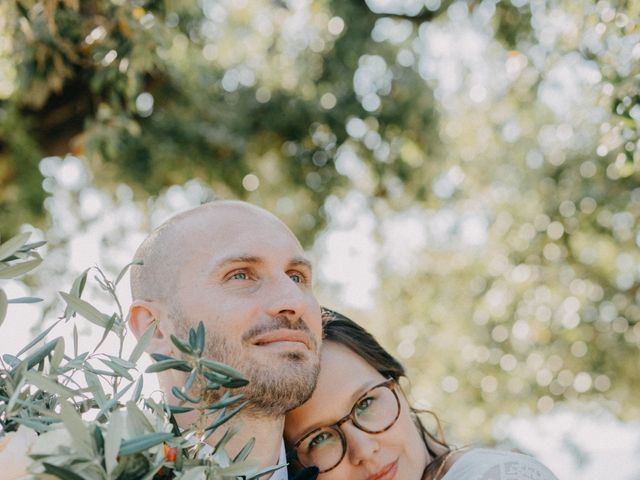 Il matrimonio di Fabio e Camille a Vico Equense, Napoli 45