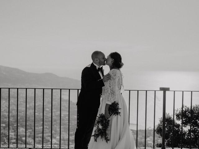 Il matrimonio di Fabio e Camille a Vico Equense, Napoli 53