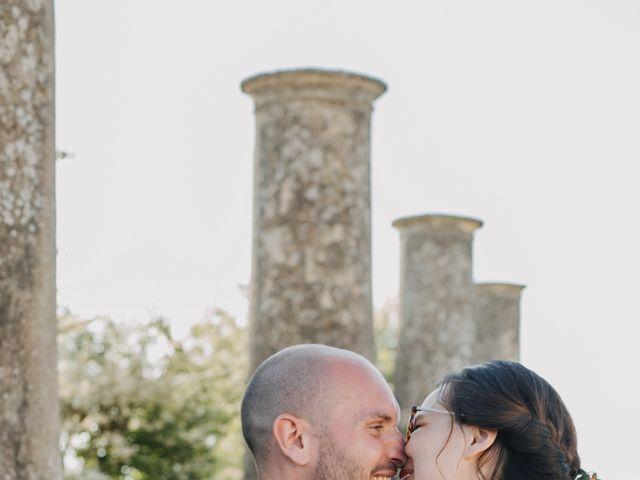 Il matrimonio di Fabio e Camille a Vico Equense, Napoli 56