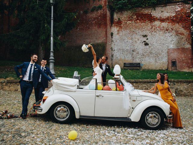 Il matrimonio di Jacopo e Annalisa a Saluzzo, Cuneo 15
