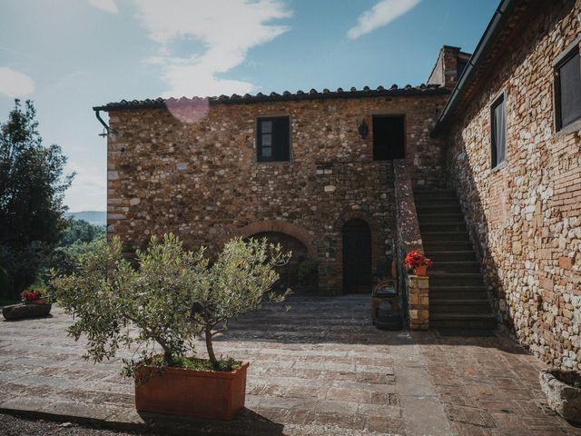 Il matrimonio di Gerald e Sabrina a San Casciano in Val di Pesa, Firenze 3