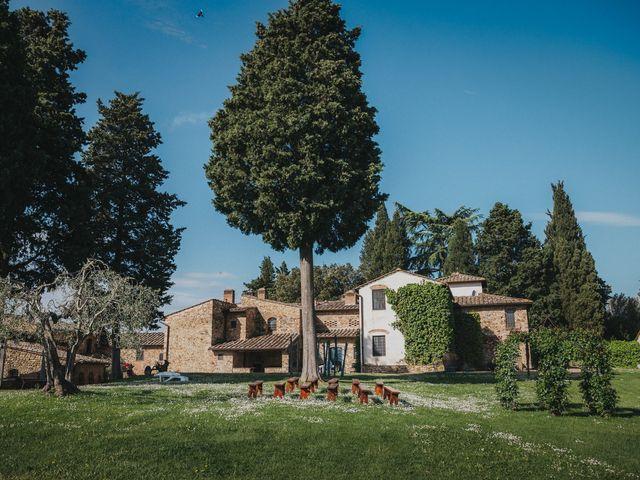 Il matrimonio di Gerald e Sabrina a San Casciano in Val di Pesa, Firenze 4
