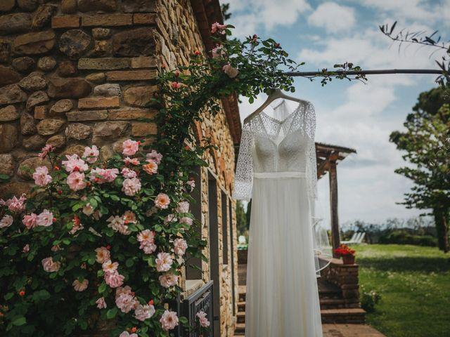 Il matrimonio di Gerald e Sabrina a San Casciano in Val di Pesa, Firenze 12