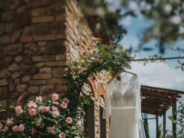 Il matrimonio di Gerald e Sabrina a San Casciano in Val di Pesa, Firenze 13