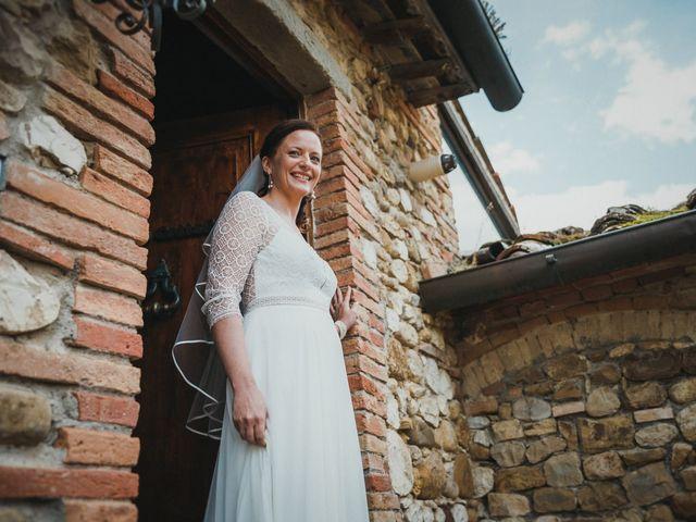 Il matrimonio di Gerald e Sabrina a San Casciano in Val di Pesa, Firenze 24