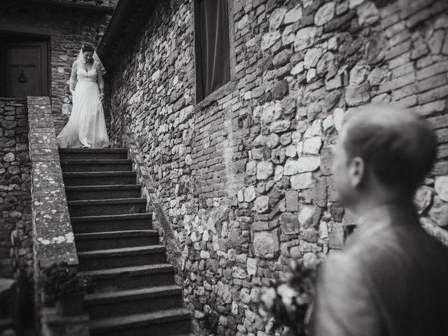 Il matrimonio di Gerald e Sabrina a San Casciano in Val di Pesa, Firenze 25