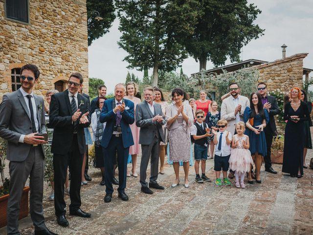 Il matrimonio di Gerald e Sabrina a San Casciano in Val di Pesa, Firenze 26