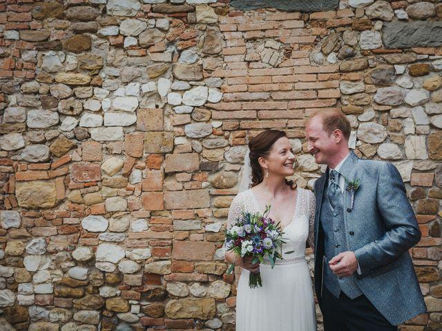 Il matrimonio di Gerald e Sabrina a San Casciano in Val di Pesa, Firenze 27