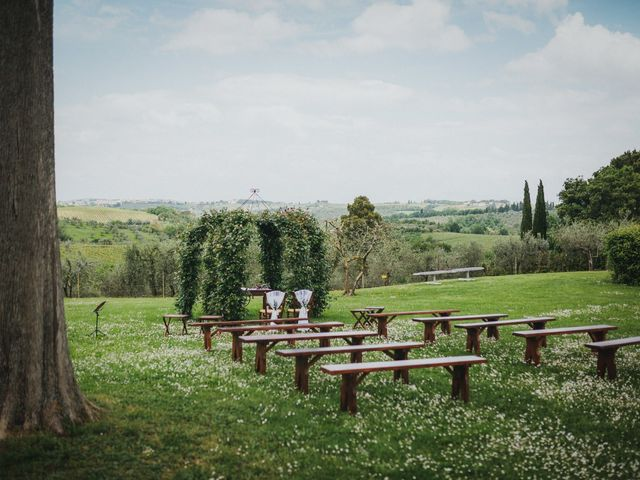 Il matrimonio di Gerald e Sabrina a San Casciano in Val di Pesa, Firenze 29