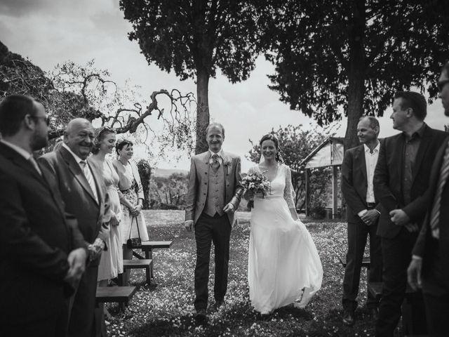 Il matrimonio di Gerald e Sabrina a San Casciano in Val di Pesa, Firenze 33