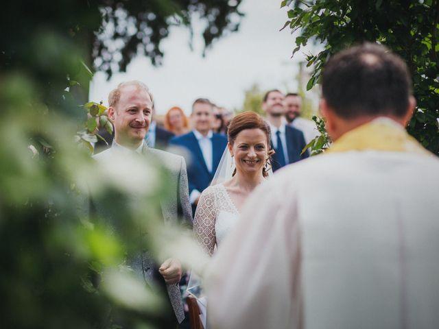 Il matrimonio di Gerald e Sabrina a San Casciano in Val di Pesa, Firenze 34