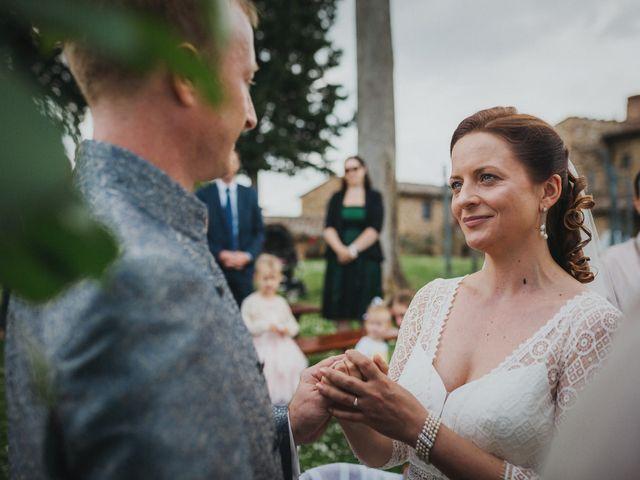 Il matrimonio di Gerald e Sabrina a San Casciano in Val di Pesa, Firenze 37