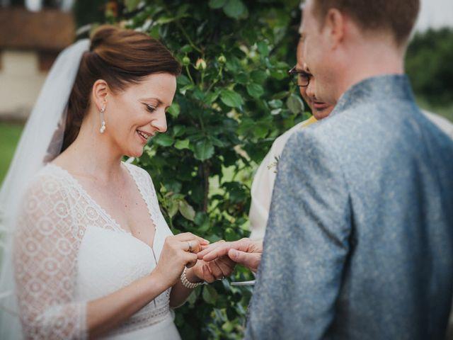 Il matrimonio di Gerald e Sabrina a San Casciano in Val di Pesa, Firenze 38