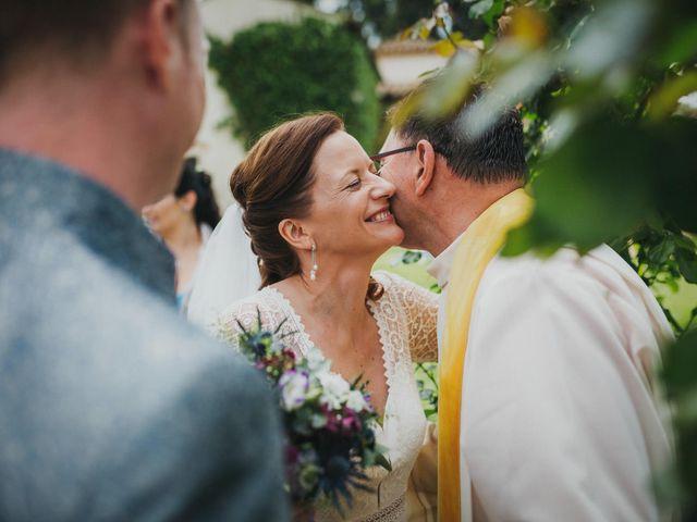 Il matrimonio di Gerald e Sabrina a San Casciano in Val di Pesa, Firenze 40