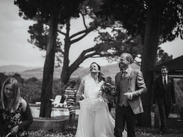 Il matrimonio di Gerald e Sabrina a San Casciano in Val di Pesa, Firenze 44