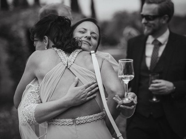 Il matrimonio di Gerald e Sabrina a San Casciano in Val di Pesa, Firenze 45