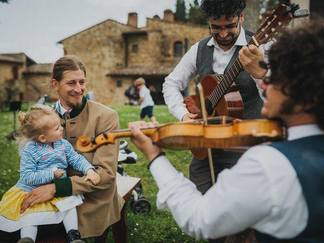 Il matrimonio di Gerald e Sabrina a San Casciano in Val di Pesa, Firenze 46