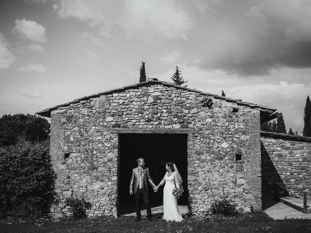 Il matrimonio di Gerald e Sabrina a San Casciano in Val di Pesa, Firenze 48