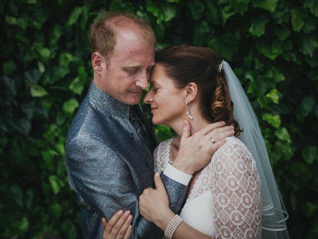 Il matrimonio di Gerald e Sabrina a San Casciano in Val di Pesa, Firenze 49