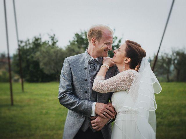 Il matrimonio di Gerald e Sabrina a San Casciano in Val di Pesa, Firenze 52