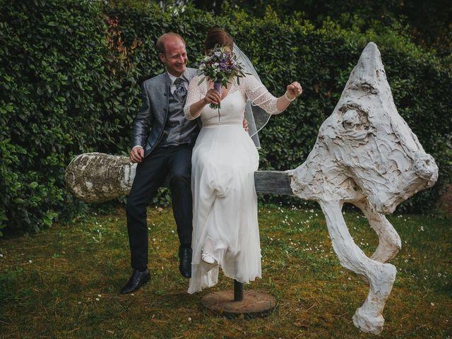 Il matrimonio di Gerald e Sabrina a San Casciano in Val di Pesa, Firenze 53