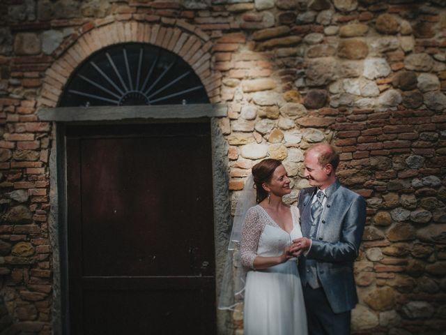 Il matrimonio di Gerald e Sabrina a San Casciano in Val di Pesa, Firenze 56