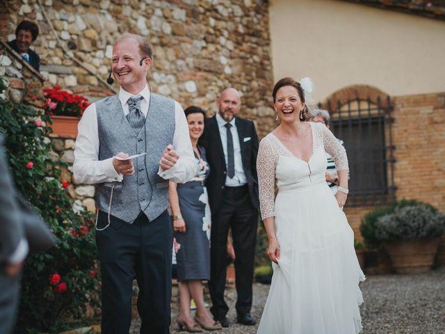Il matrimonio di Gerald e Sabrina a San Casciano in Val di Pesa, Firenze 59