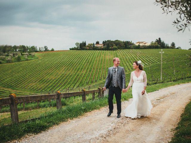 Il matrimonio di Gerald e Sabrina a San Casciano in Val di Pesa, Firenze 60