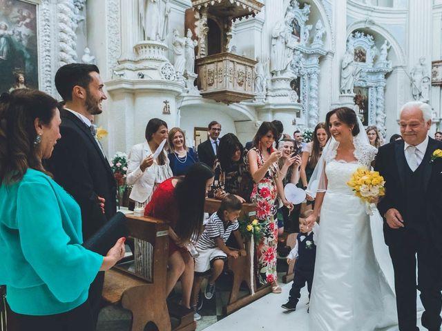 Il matrimonio di Alessandro e Marta a Lecce, Lecce 23