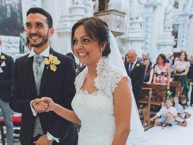 Il matrimonio di Alessandro e Marta a Lecce, Lecce 25