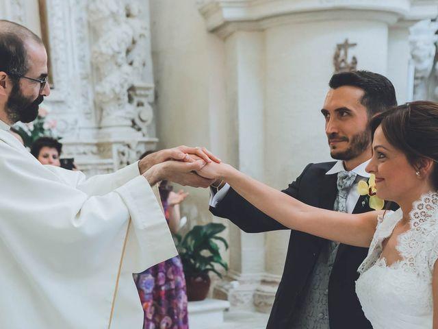 Il matrimonio di Alessandro e Marta a Lecce, Lecce 26