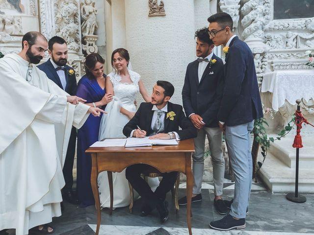 Il matrimonio di Alessandro e Marta a Lecce, Lecce 34