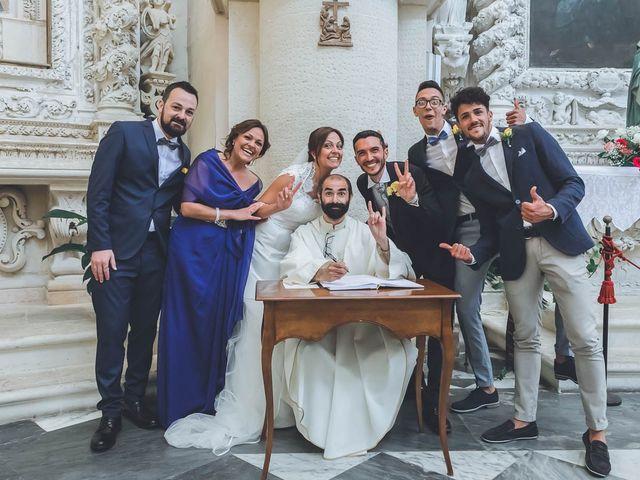 Il matrimonio di Alessandro e Marta a Lecce, Lecce 35