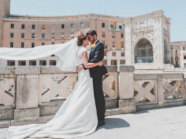 Il matrimonio di Alessandro e Marta a Lecce, Lecce 38