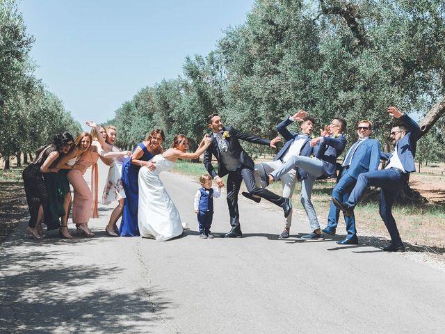 Il matrimonio di Alessandro e Marta a Lecce, Lecce 41