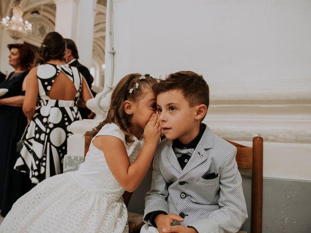 Il matrimonio di Carmelo e Clara a Regalbuto, Enna 8