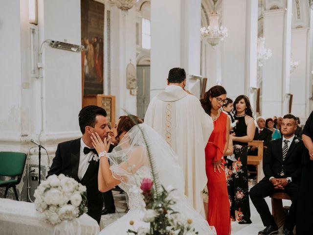 Il matrimonio di Carmelo e Clara a Regalbuto, Enna 9